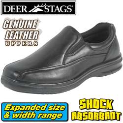 Deer Stags Modest Slip-On Shoes  Model# MODEST
