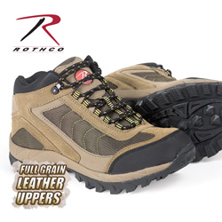 Rothco Hiking Boots&nbsp;&nbsp;Model#&nbsp;5268