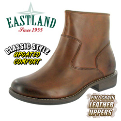New York Zip Boot&nbsp;&nbsp;Model#&nbsp;7203-01