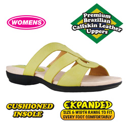 Lime Womens Kiesha Sandals  Model# H-39043D