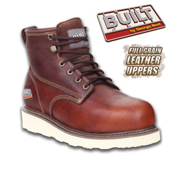 Built By Georgia Boot Workboots  Model# BG7113