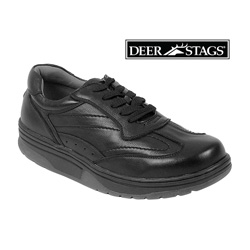 Walkmaster Muscle Shoe  Model# MUSCLE-BLACK