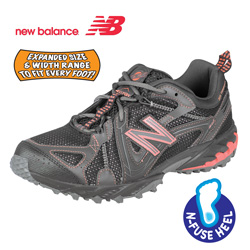 Black/Orange New Balance Trail/Running Shoe  Model# MT573BO