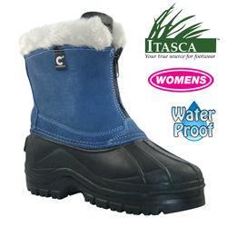Womens Denim Tahoe Boots  Model# A91649-DN