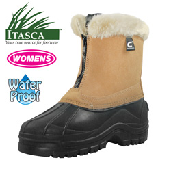 Womens Sand Tahoe Boots  Model# A202775-TN
