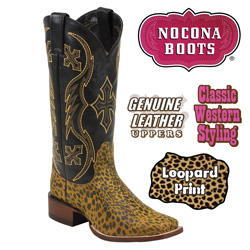 Nocona Safari Boots  Model# NL6004