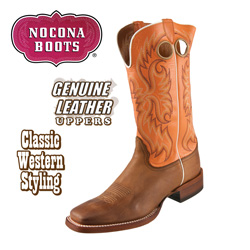 Nocona Ranch Hand Boot  Model# NB4503