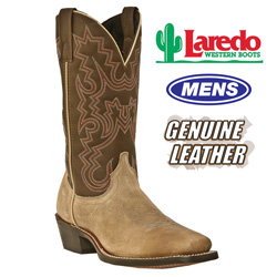 Laredo Sandy/Brown Boot  Model# 4236