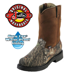 Mossy Oak Waterproof Boots&nbsp;&nbsp;Model#&nbsp;6608