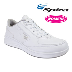 White Spira Wave Walkers&nbsp;&nbsp;Model#&nbsp;WWAVEW1C-WW