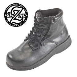 Dr. Zen Leather Work Boots