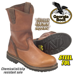 Georgia Wellington Boot&nbsp;&nbsp;Model#&nbsp;G4318