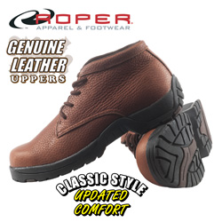 Roper Chukka&nbsp;&nbsp;Model#&nbsp;09-020-1654-0139