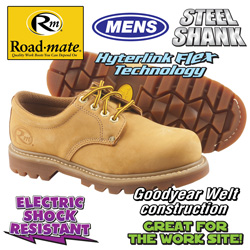 Road-Mate Oxfords&nbsp;&nbsp;Model#&nbsp;G403-103HW