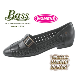 Bass Black Haydens&nbsp;&nbsp;Model#&nbsp;HAYDEN-BLACK