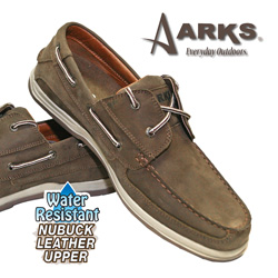 Brown Guide Boat Shoes  Model# 110511-BROWN