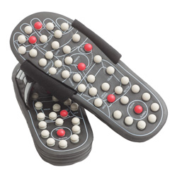 Acupressure Foot Slippers&nbsp;&nbsp;Model#&nbsp;EP-006-M