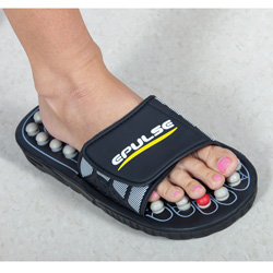 Acupressure Foot Slippers  Model# EP-006-L