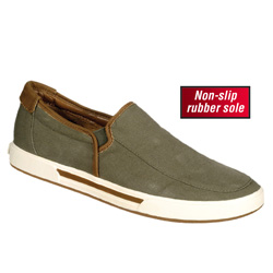 Jordan Canvas Slip-Ons  Model# RM223-310