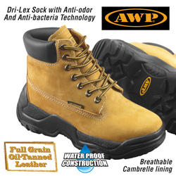 AWP Waterproof Boots  Model# AWP-LF-53600