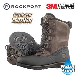 Rockport Peakview Boot  Model# K58352