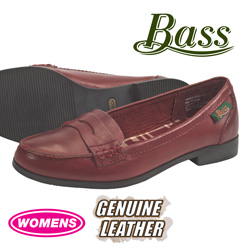 Bass Penny Loafers  Model# NICOLE-OXB