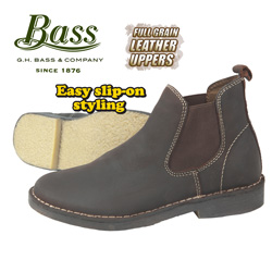 Bass Brown Gaucho Boot  Model# GAUCHO-BRN