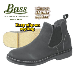Bass Black Gaucho Boot  Model# GAUCHO-BLK