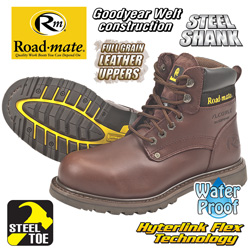 Roadmate S-Toe Boot  Model# S647-402WP
