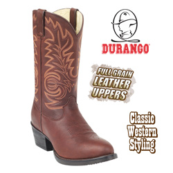 Durango 12 inch Boot - Brown  Model# DB5133