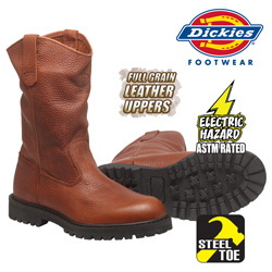 Dickies S-Toe Wellingtons&nbsp;&nbsp;Model#&nbsp;DW9023