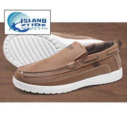 Pier Slip-On Boat Shoe  Model# 11112BRN