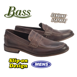 Bass Gatsby Slip-On Shoe  Model# GATSBY