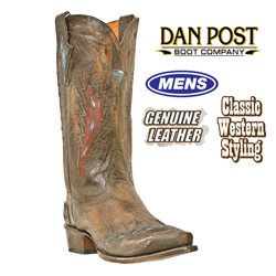 Dan Post Tribute Western Boots  Model# DP3603