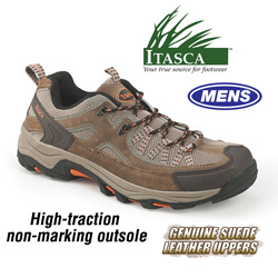 Itasca Approach Hiking Shoe  Model# 451002