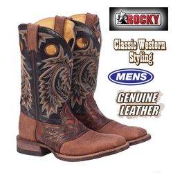 Rocky Western Boots&nbsp;&nbsp;Model#&nbsp;FQ0004994
