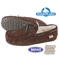 Plymouth Mocs Moccasins  Model# 8359