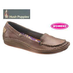 Hush Puppies Allaze Shoes - Brown  Model# H503740