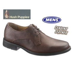Hush Puppies Hackman Oxfords - Brown  Model# H102049