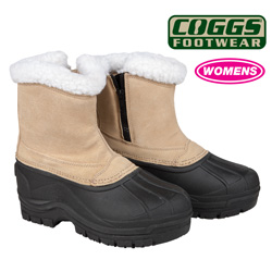 Womens Sand Coggs Snow Boots  Model# HH-5009
