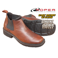 Roper Romeo Boots&nbsp;&nbsp;Model#&nbsp;09-020-5410-0176-BR