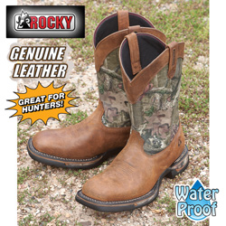 Rocky Long Range Boots&nbsp;&nbsp;Model#&nbsp;8815