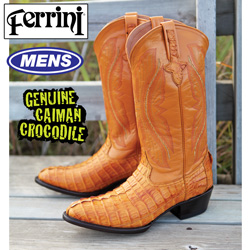 Ferrini Caiman Boots&nbsp;&nbsp;Model#&nbsp;1031101