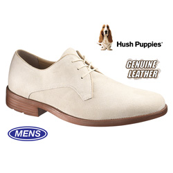 Hackman Suede Oxfords - Stone  Model# H102052