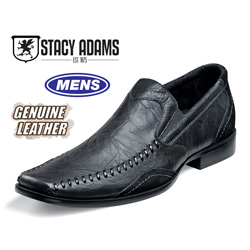 Stacy Adams Lukas Slip-Ons&nbsp;&nbsp;Model#&nbsp;24565-001