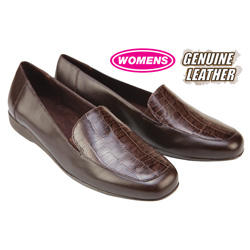 Mark Lemp Womens Loafers - Brown  Model# W0285284