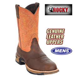 Rocky Ride Western Boots&nbsp;&nbsp;Model#&nbsp;2720