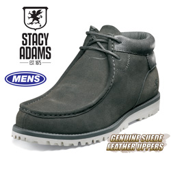 Stacy Adams Pursuit Boot - Grey  Model# 53367-061