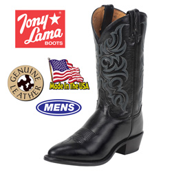 Tony Lama El Paso Boot  Model# 7926