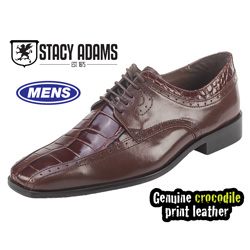 Stacy Adams Brown Mazara Shoe  Model# 24638-221